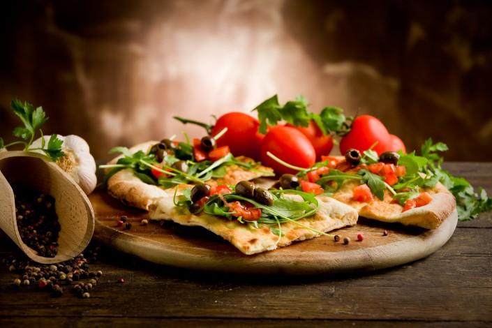 Lake Garda pizzeria