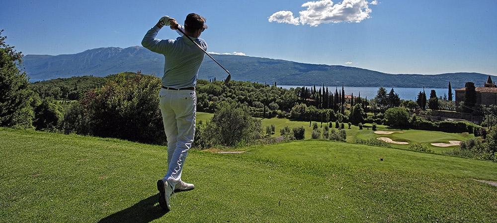Vacanze sul lago di garda per golfisti - Campeggio delle Rose