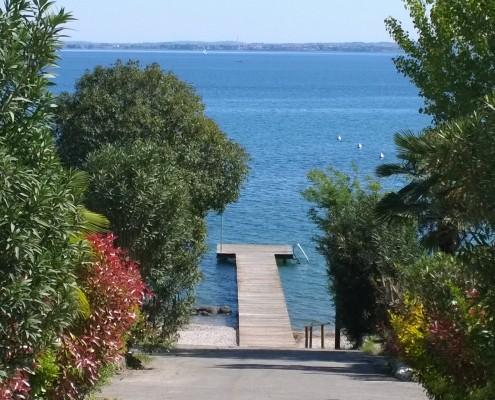 Holiday on Lake Garda