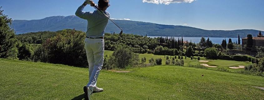 lake garda golf players