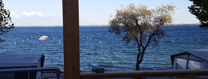 case mobili fronte lago moniga