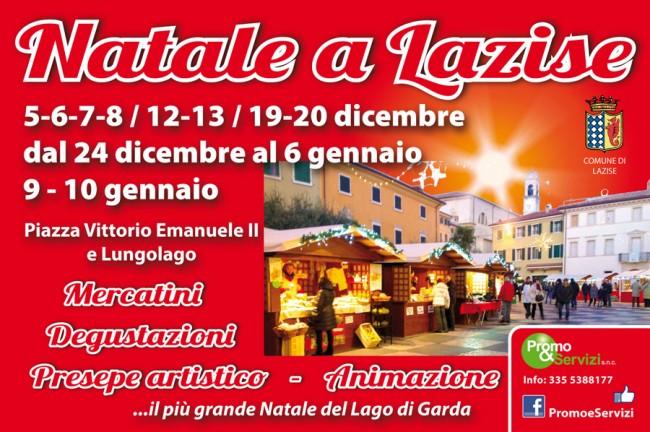 mercatini natale lago di Garda lazise 2016