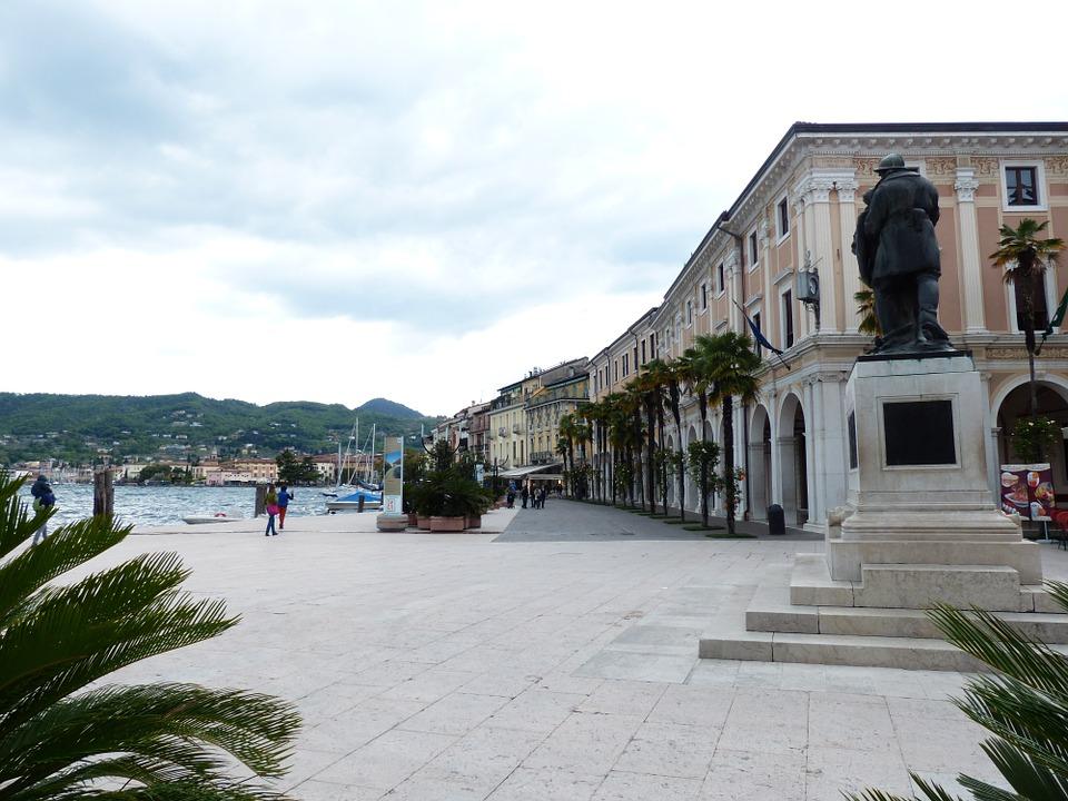 Salò on Lake Garda