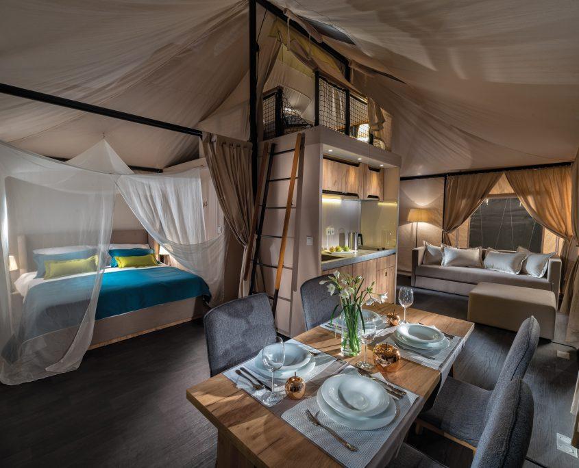 Lodge nuovo alloggio fronte lago di Garda