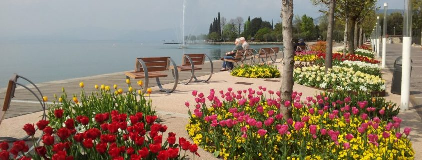 Easter 2018 on Lake Garda