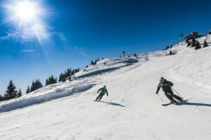 natale sul lago di garda sciando