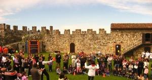 Attività sul Lago di Garda durante la Pasqua