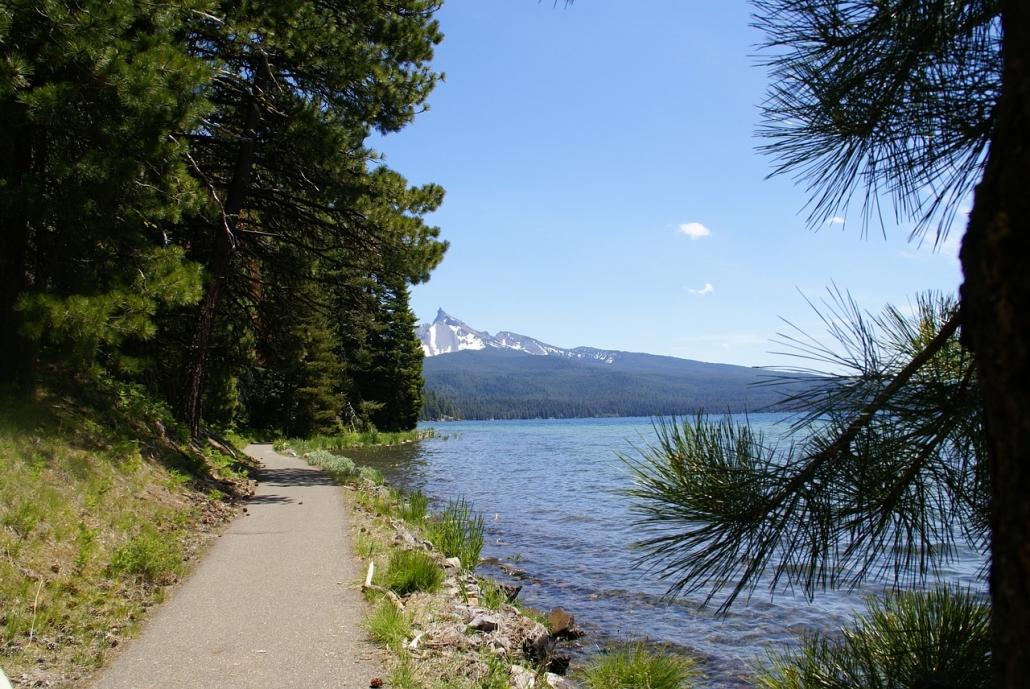 trekking in pianura lago di garda malcesine
