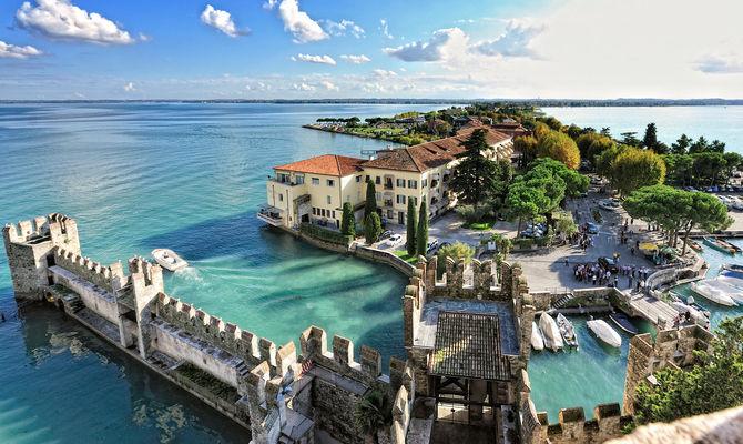 Sirmione-Weekend sul lago di Garda